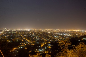 city lights - Kingston